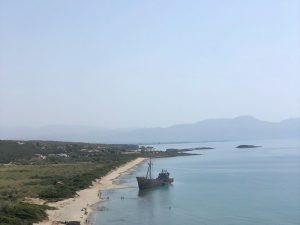 חופשה ביוון - גיתיו