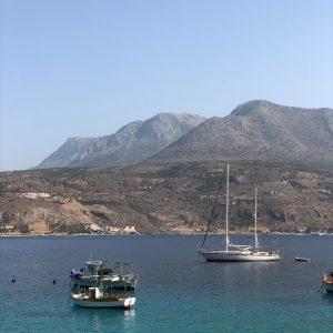 חופשה ביוון - לימני